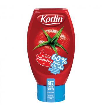 Kotlin Ketchup pikantny 60%...