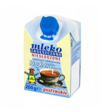 Mleko zagęszczone...