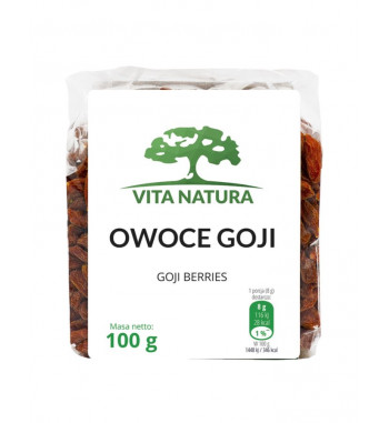 Jagody Goji 100g