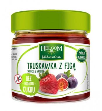Pasta owocowa Truskawka z...